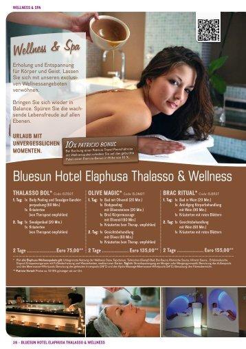 Wellness & Spa - Patricio Travel