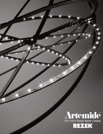 2011-2012 Design Master Catalog - Artemide