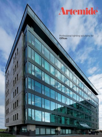 Professional lighting solutions for Offices - Artemide