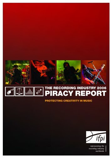 the recording industry 2006 - IFPI