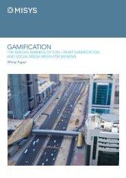 Gamification Whitepaper - Misys
