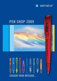 PEN SHOP 2009 - Quality Print