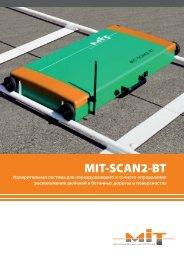 MIT-SCAN2-BT - MIT Mess- und Prüftechnik GmbH