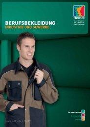 Reindl_Katalog_Berufsbekleidung_2012.pdf - Reindl Vertriebs GmbH