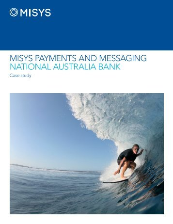 Misys Payment Manage NAB