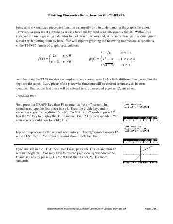 Higher order polynomial