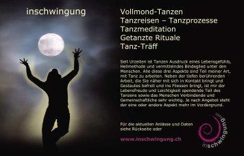 Vollmond-Tanzen - in|schwingung