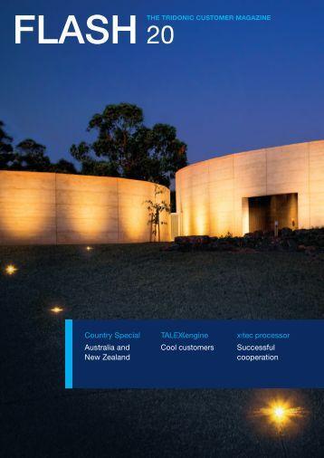 FLASH | Issue 20 - Tridonic GmbH & Co KG