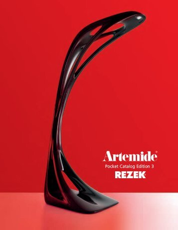 Download the complete Artemide Collection PDF - Unici