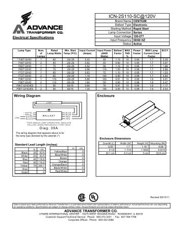 3 Wire Wiring Diagram For Ballast