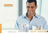 CLP 3532 - Utax