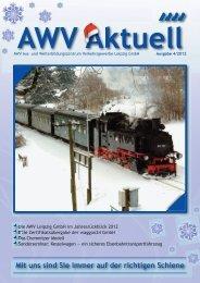 AWV Aktuell, Ausgabe 04/2012