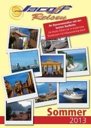Reiseverlauf - EDV Beratung Donner