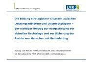 Vortrag zum Download (PDF, 210 KB) - Landschaftsverband ...