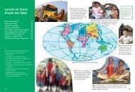 Lernen im Team: Kinder der Welt