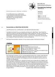 4-2012 - Bistum Münster - Schule und Erziehung
