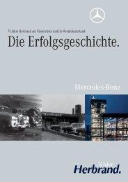 75 Jahre - Mercedes-Benz Herbrand GmbH
