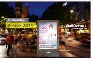 Preise 2011 - Amazon Web Services