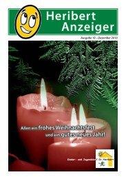 Ausgabe 10 Dezember 2010 (PDF-Datei) - Kinder- und Jugenddorf ...