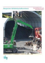 Jahresband 2010 - Bergischer Abfallwirtschaftsverband