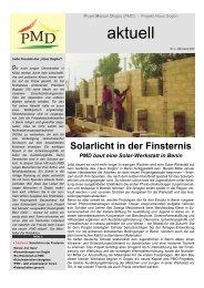 PMD aktuell Nr. 3 - März/April 2002 - pro dogbo e.V.