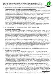 NWG - Information und Merkblatt - Monheim