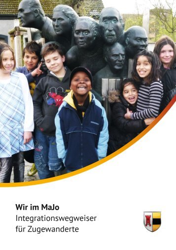 Wir im MaJo Integrationswegweiser für Zugewanderte - Stadt Moers