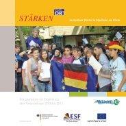 Staerken vor Ort - Projektdokumentation Monheim 2009-2011