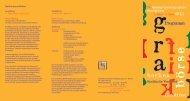 GB 2013 Programm D - Kreis Borken