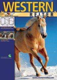 Nr. 12 Dezember 2008 4,00 Euro - Erste Westernreiter Union ...