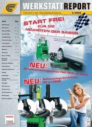 START FREI - Werkstattausrüstung.com