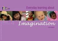 Imagination - Early Childhood Australia