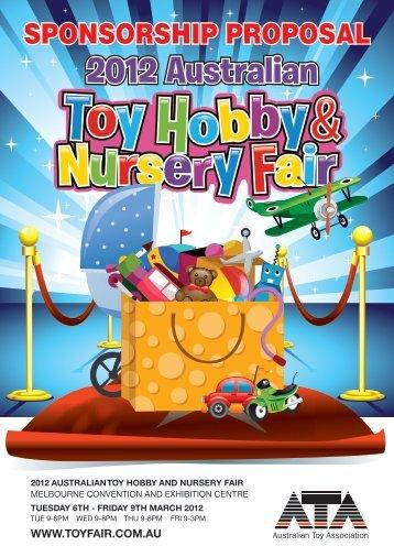 SPONSORSHIP PROPOSAL - Australian Toy Association