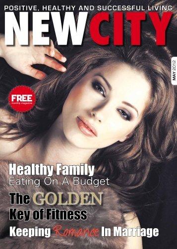 Healthy Family - NEW CITY MAGAZINE