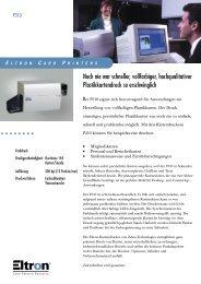 P310 Technische Daten