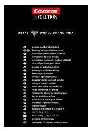 Disney/Pixar Cars World Grand Prix - Carrera
