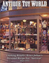 Antique Toy World - Charlotte - Bruce Julian Clothier