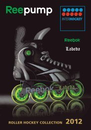 ROLLER HOCKEY COLLECTION 2012