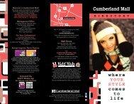 Directory - Cumberland Mall