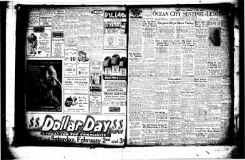 Feb 1934 - On-Line Newspaper Archives of Ocean City