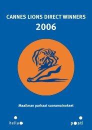 CANNES LIONS DIRECT WINNERS - Itella