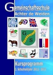 Gemeinschaftsschule Achter de Weiden - Gymnasium Schenefeld