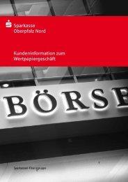 S Sparkasse Oberpfalz Nord Kundeninformation zum ...