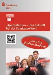 App - Sparkasse Werl
