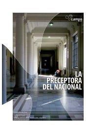 LA PRECEPTORA DEL NACIONAL - MMM Film