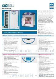 wykonanie – komfort - MMM Medcenter Einrichtungen GmbH