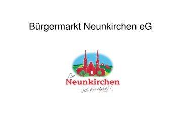 Bürgermarkt Neunkirchen eG