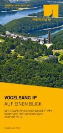 FLYER Auf einen Blick 2012.pdf - Vogelsang ip