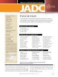 JADC - Canadian Dental Association - Page 3