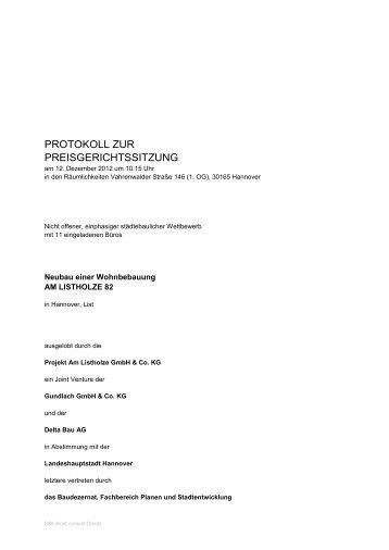 Protokoll_PG_Am Listholze.pdf - D&K drost consult